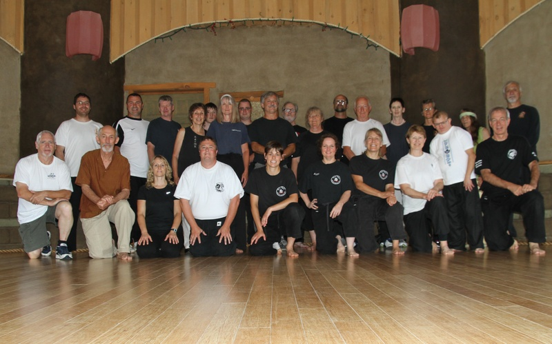 internal martial arts retreat June 23rd 2012
