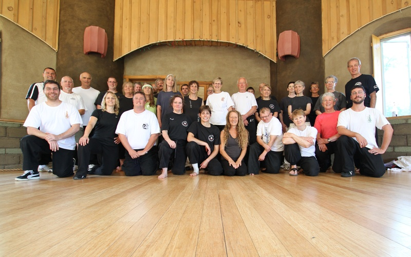 internal martial arts retreat June 23rd 2012